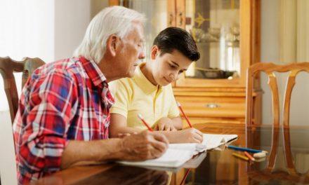 Les seniors et le soutien scolaire pour les jeunes